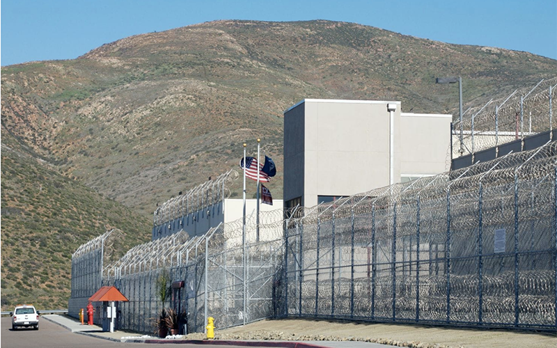 Who has the most to gain from Trump's immigration policies? Private prisons.